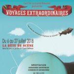 Les Voyages extraordinaires - par la Cie La Lune Rousse