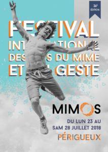 MIMOS - FESTIVAL INTERNATIONAL DES ARTS DU MIME ET DU GESTE DE PERIGUEUX