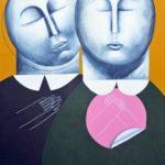 Mon amour - Exposition de Jean-Pierre Loizeau