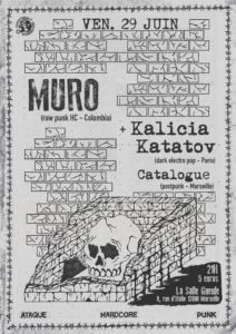 MURO + Kalicia Katakov + Catalogue
