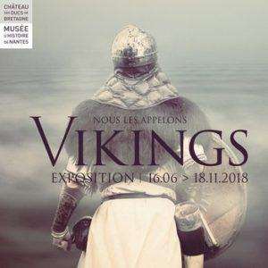 Nous les appelons Vikings - Exposition