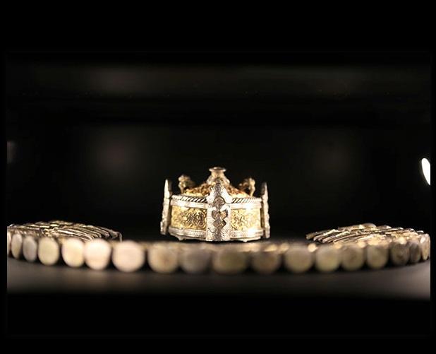 Exposition nous les appelons vikings au chateau des ducs de Bretagne à Nantes