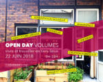 OPEN DAY DE VOLUMES