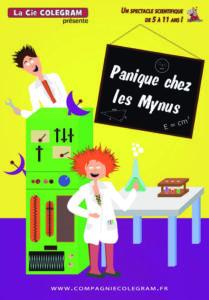 PANIQUE CHEZ LES MYNUS