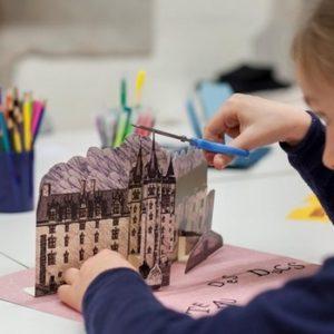 Petit architecte - Animation 4/6 ans