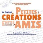 Petites Créations entre Amis - Festival des Élèves de la Cie du Café-Théâtre