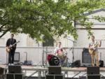 Plateau des ensembles de musique jazz fusion du conservatoire et fanfare Les Moulins à vents
