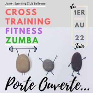 Porte Ouverte Fitness