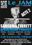 Sangoma Everett Afrocuban project - Acte 2