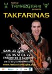 TAKFARINAS - FESTIVAL TAMAZGHA #13