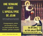 UNE SEMAINE AVEC L'APOCALYPSE DE JEAN