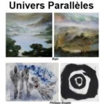 Univers parallèles - Exposition de Bujo et Philippe Bogaty