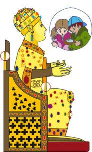 Animation jeune public Les petits curieux à la découverte de Conques Livret jeudécouverte