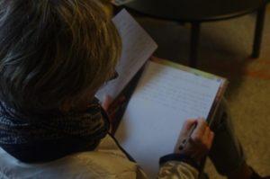 Atelier d'écriture 2 rue du Stade