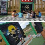 ATELIERS GRAFF POUR LES ENFANTS ANIMES PAR LE GRAFFEUR DIIPS