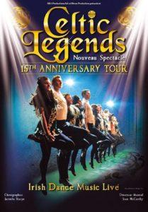 Celtic Legends Connemara Tour 2019 Brest Aréna