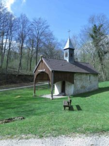 Chapelle NotreDameduVal