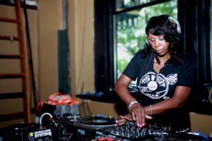 DJ MINX (DETROIT USA)