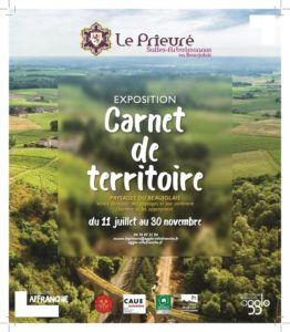 EXPOSITION CARNET DE TERRITOIRE.