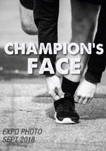 Exposition Champion's FACE présentée dans le cadre de Visa Off