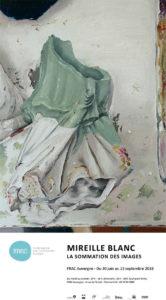 Exposition de l'artiste française Mireille Blanc