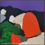 Exposition de peintures Salle de la coopérative