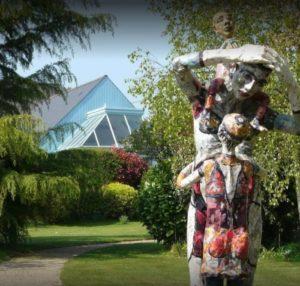 Exposition : peintures et photographies Jardin-Atelier Monik Rabasté