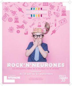Exposition Rock'n'Neurones les incroyables effets de la musique sur le cerveau