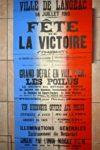 Exposition temporaire centenaire de 1918
