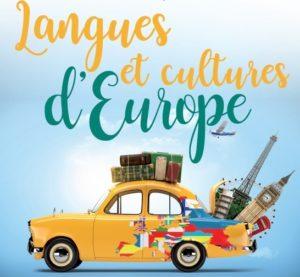 Expositions lectures conversations animations pour tous autour des 24 langues officielles de l'Union Européenne