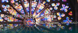 Festival de Musique Sacrée Cathédrale Saint-Vincent
