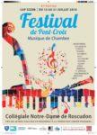 Festival de Pont-Croix 4ième édition église collégiale Notre-Dame de Roscudon