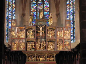 LE RETABLE DE LA PASSION A 500 ANS !