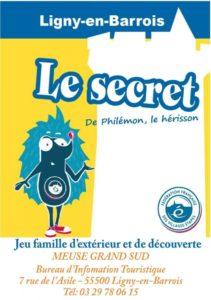 Le secret de Philémon le hérisson