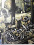 Léguer en Fête : Peinture et lichouseries Rue de la Gare