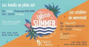 Les ateliers west coast swing du mercredi