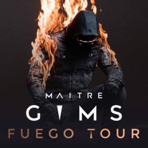 Maître Gims : Fuego Tour Brest Aréna