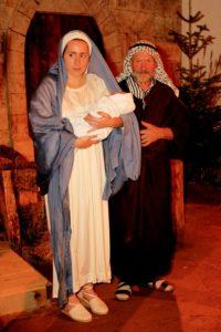 Noël à Sainte-Anne d'Auray - Spectacle de la Crèche Vivante