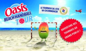 Oasis Beach Handball Tour