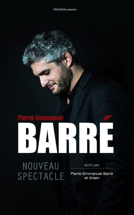 Pierre Emmanuel Barré L'alizé