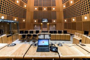 RECONSTITUTIONS D'AUDIENCES AU TRIBUNAL DE GRANDE INSTANCE