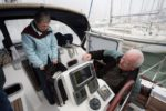 Rencontre originale avec Jean et Mithé, Presqu'île Greeters Port de plaisance
