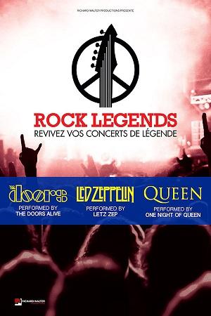 Rock Legends Brest Aréna