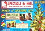 Spectacle de Noël aux enfants salle Ar Sterenn