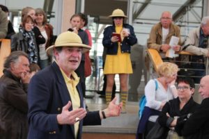 SPECTACLE : VISITE DES GUIDES INCOMPETENTS