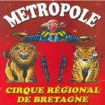 Stage de cirque avec le Cirque Métropole Tous en piste