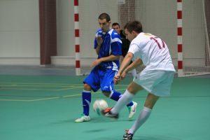 Tournoi futsal Salle omnisport - Salle des fêtes
