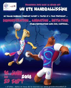 Un été Handballissime