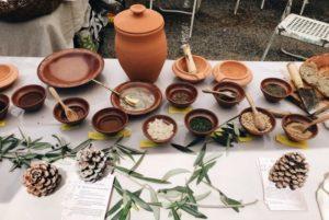 Atelier la cuisine antique à la table romaine