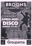 Bal disco à Broons Foyer Rural